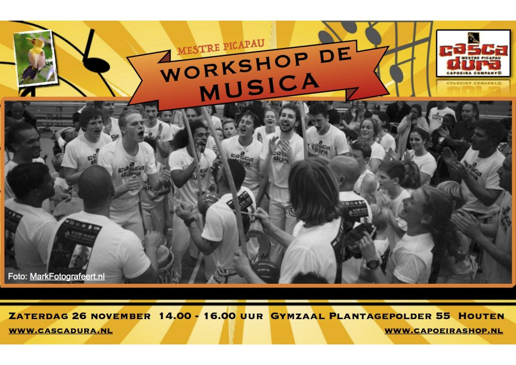 Muziekworkshop'16